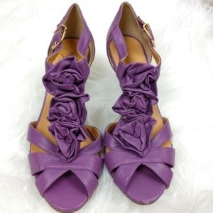 Make an offer! Anthropologie Miss Albright Heels